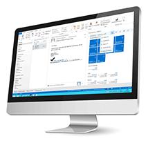 Nu kan du få Dynamics NAV 2017 – vist i Outlook