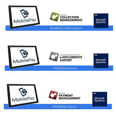 MobilePay integreret med Dynamics NAV