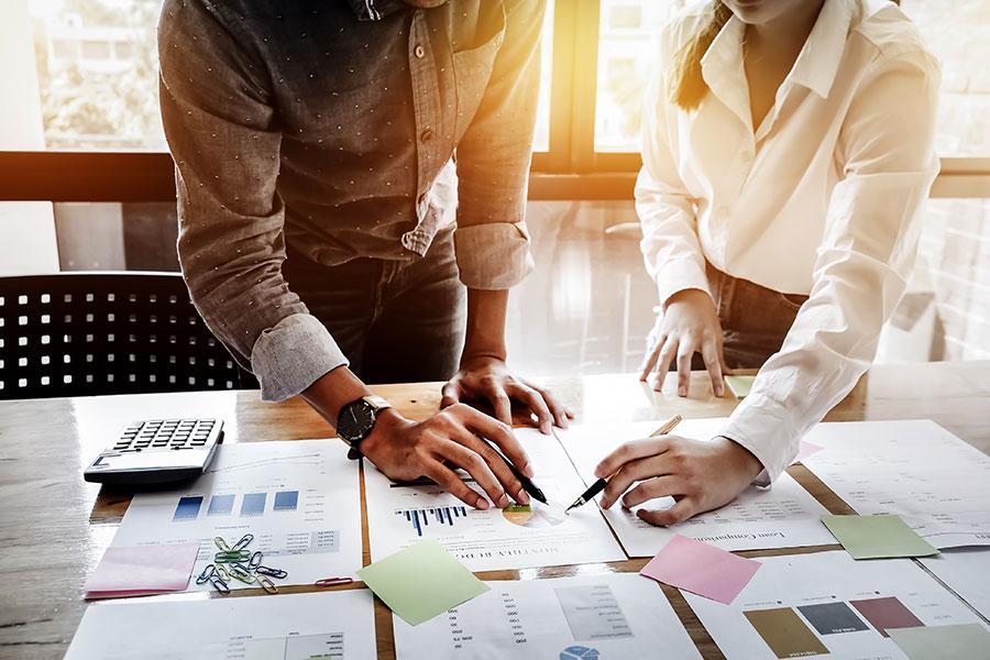 Budgettering med Dynamics 365 Business Central