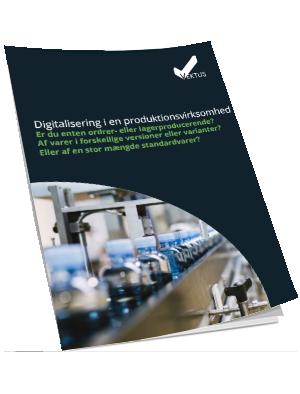 Digitalisering i produktionsvirksomhed