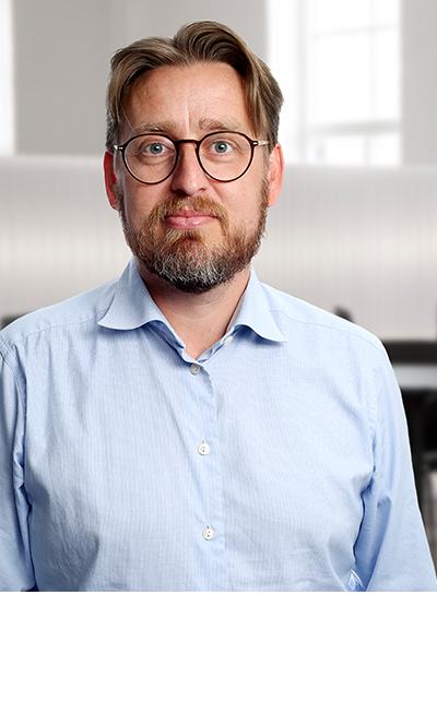 Peter Tranders fra Vektus.dk